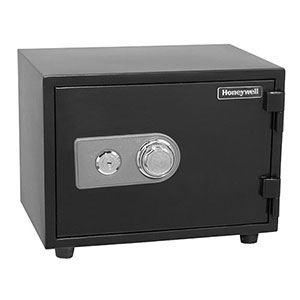 Honeywell 2102 Water Resistant Steel Fire and Security Safe (.55 cu')