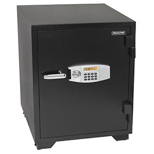 Honeywell 2118 Water Resistant Steel Fire and Security Safe (3.44 cu ft.)