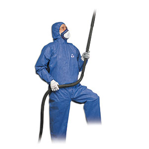 Honeywell North Gen PRO Coverall, Blue, Large - 35596/L