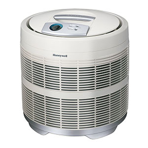 Honeywell 50250 True HEPA, Germ Fighting, Allergen Reducer Air Purifier