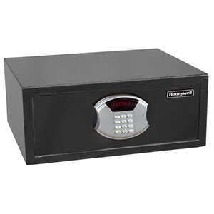 Honeywell 5805 Digital Pull-Out Drawer Steel Security Safe (.64 cu ft.)