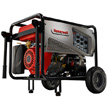 Honeywell 7,500 Watt 420cc OHV Portable Gas Powered Generator with Electric Start