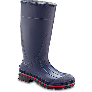 Servus 75126 Max PVC 15 In Chemical-Resistant Boot, Navy