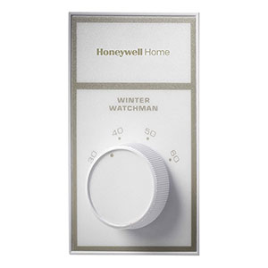 Honeywell CW200A1032 Winter Watchman Non Programmable Thermostat