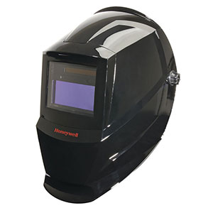 Honeywell Honeywell HW100 complete Welding Helmet with Shade, Black - HW100