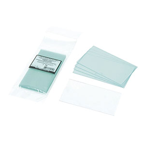 Honeywell Replacement Polycarbonate Inside Safety Plate for use on Honeywell HW200 ADF Welding Helmet, 5 pack - HWCL600