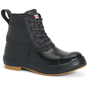 XTRATUF LLM6-000 6 In Legacy Lace Boot, Black Tonal