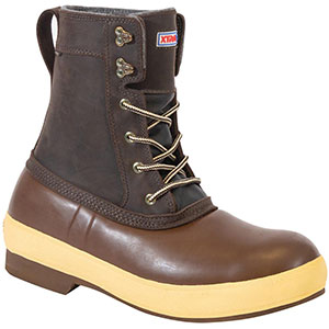 XTRATUF LLM8-900 Men's 8 In Legacy Lace Boot, Brown