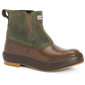 XTRATUF LPM-300 Men's 6 In Legacy Chelsea Boot, Olive