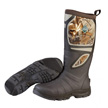 Muck Boots Pursuit Shadow Pull On Premium Lightweight Hunting Boot, Realtree Xtra, PSU-RTX