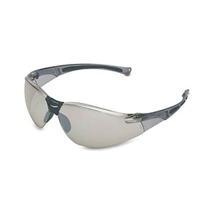 Honeywell HL804 Shooter's Safety Eyewear, Gray Frame, I/O Mirror Lens- R-01708
