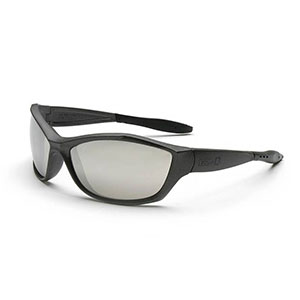Honeywell 1000 Series Shooter's Safety Eyewear, Gunmetal, Mirror Lens - R-01759