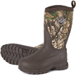 Muck Boots Kid's Rugged II Performance Outdoor Boot, Brown/Realtree Xtra, RG2-RTX