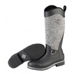 Muck Boots Reign Supreme Winter Boot, Black/Gray, RMU-000