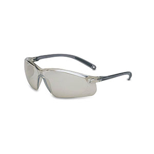 Honeywell A700 Safety Eyewear, Gray Frame, Indoor/Outdoor Mirror Lens- RWS-51036