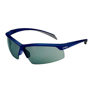 Honeywell Relentless Safety Eyewear with Dark Gray Frame, Gray Lens- RWS-51058