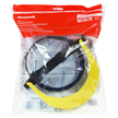 Honeywell Faceshield with Clear Visor, Yellow and Black Headgear - RWS-51075