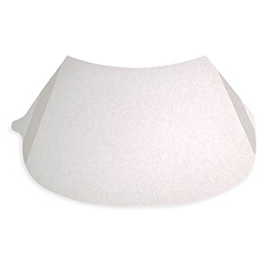 Honeywell Lens Cover Peel-Aways for Full Face Respirator, 15/Pack - RWS-54048