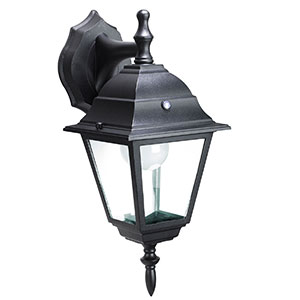 Honeywell LED Outdoor Wall Mount Lantern Light, 3000K, 625 Lumens, SS05A1-08