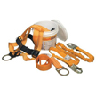 Honeywell Fall Protection Harness Lanyard and Cross-Arm Strap Kit - TFPK-6-Z7
