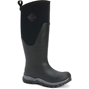 Muck AS2T-000 Arctic Sport II Tall Boot, Black