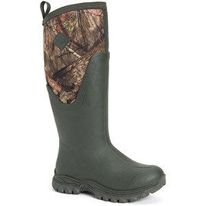 Muck AS2T-MOC Arctic Sport II Tall Boot, Moss/Mossy Oak Break Up Country