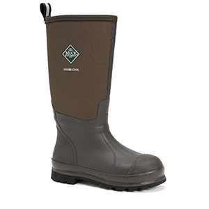 Muck CHCT-900 Chore XpressCool Tall Boot, Brown