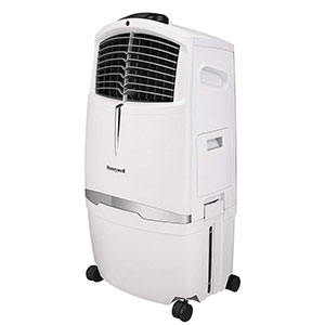 Honeywell CL30XCWW Indoor Portable Evaporative Air Cooler - 30 Liter (White)