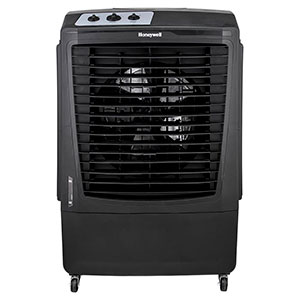 Honeywell CO610PM Outdoor Portable Evaporative Air Cooler, 2100 CFM (Black)