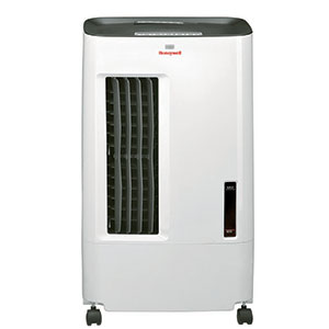 Honeywell CS071AE Small Room Evaporative Air Cooler, 176 CFM (White)