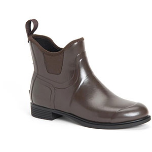 Muck DBY-900 Derby Ankle Rubber Boot, Brown
