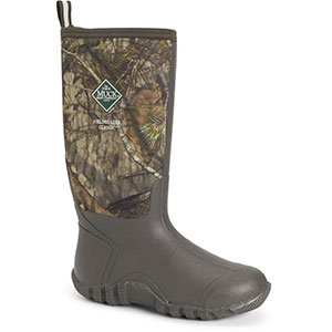 Muck FBC-MOCT Fieldblazer Classic Boot, Brown / Mossy Oak Country