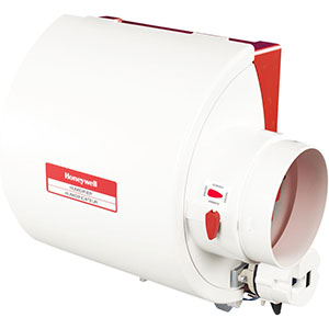Honeywell Whole House Flow-Through Bypass Humidifier, HE240A2001/U