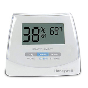 Honeywell Humidity Monitor with Digital Display, HHM10