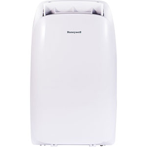 Honeywell HL14CESWW Portable Air Conditioner 14,000 BTU Cooling, LED Display, Single Hose (White)
