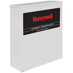 Honeywell RTSZ200J3 Three Phase 200 Amp/240V Transfer Switch, Non Service-Rated