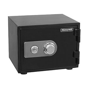 Honeywell 2101 Fire Safe (.5 cu') - Combination Lock
