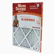 Honeywell Air Filter Standard Efficiency CF108A1620/A, 16x20x1 - Merv 8