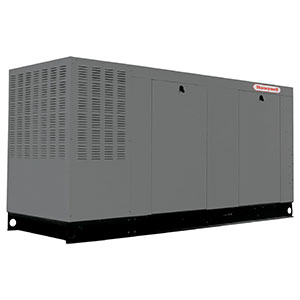 Honeywell HT07068ANAX, 70kW Liquid Cooled Standby Generator - Natural Gas