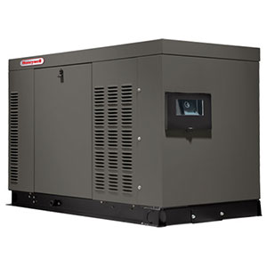 Honeywell HG02724 Liquid Cooled 27 kW Home Standby Generator (SCAQMD Compliant)