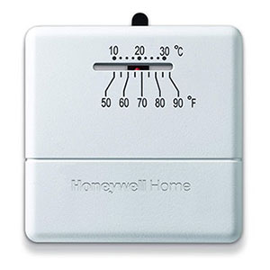 Honeywell YCT30A1003 Heat Only Non Programmable Thermostat
