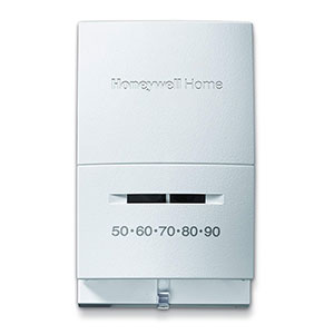 Honeywell YCT50K1006 Standard Heat Only Manual Thermostat