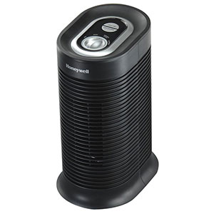 Honeywell HPA060 True HEPA Compact Tower Air Purifier with Allergen Remover