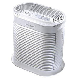 Honeywell HPA104WMP True HEPA Air Purifier with Allergen Remover - White