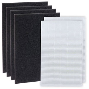 Honeywell HRF-ARVP200 HEPA Filter & Pre-Filter Combo Pack For HPA200 Series Air Purifiers (Filters A/R)