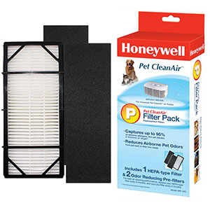 Honeywell HRF-CP2, Pet CleanAir Replacement Filter Combo Pack