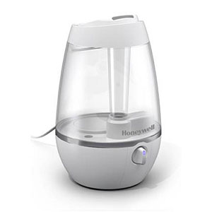 Honeywell Ultrasonic Cool Mist Humidifier - White, HUL535W
