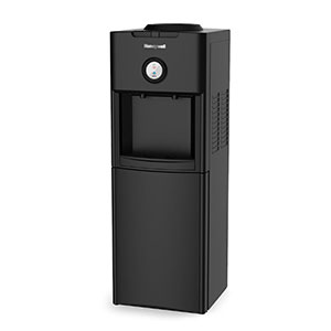Honeywell Toploading Water Cooler, Hot & Cold Temperatures, Black - HWB1062B