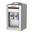 Honeywell Tabletop Water Cooler, Hot & Cold Temperatures, Silver - HWB2052S2
