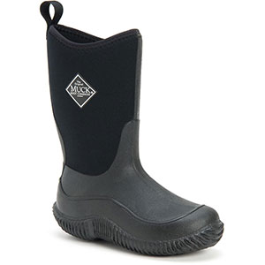 Muck Kid's Hale Boot, Black - KBH-000